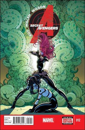 Secret Avengers (2014) 12-A