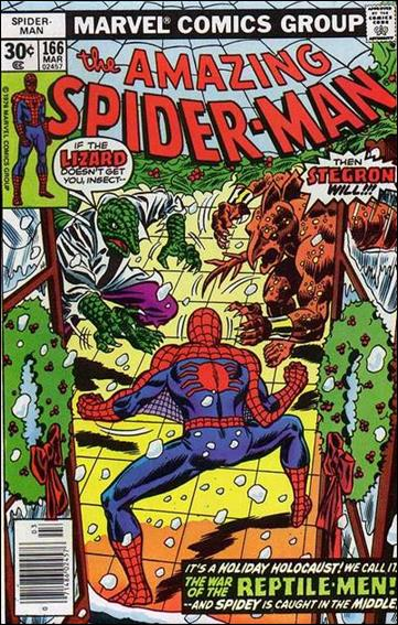 Amazing Spider-Man (1963) 166-A by Marvel
