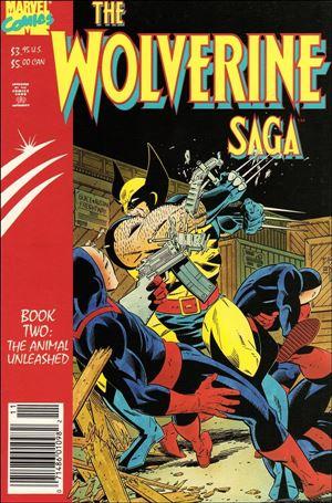 Wolverine Saga (1989) 2-A