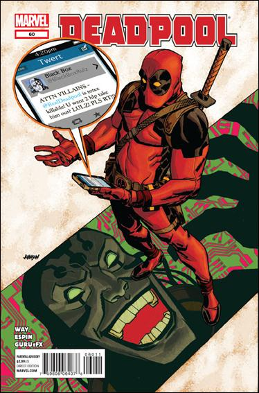 Deadpool (2008) 60-A by Marvel