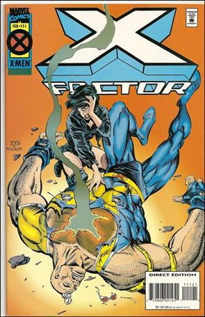 X-Factor (1986) 111-B