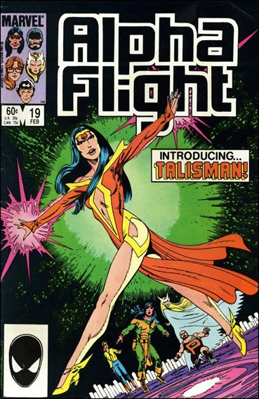 Alpha Flight (1983) 19-A by Marvel