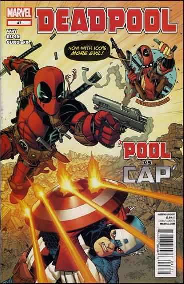 Deadpool (2008) 47-A by Marvel