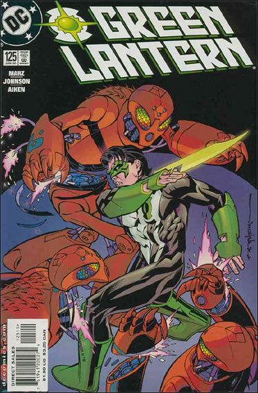 Green Lantern (1990) 125-A by DC