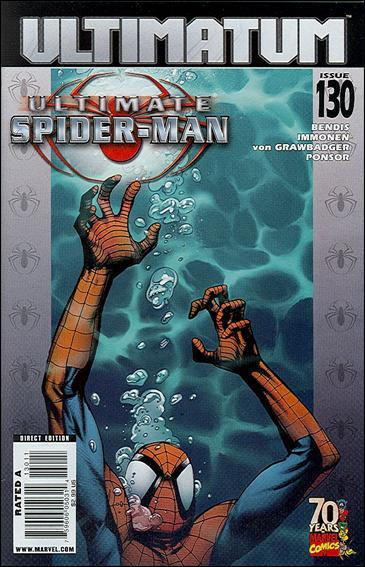 Ultimate Spider-Man (2000) 130-A by Marvel