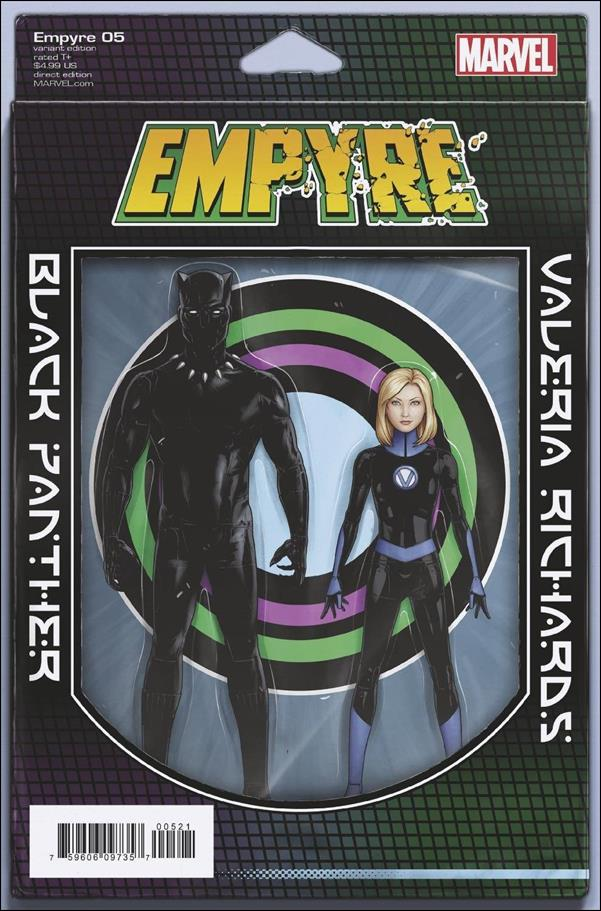 Empyre 3-B by Marvel