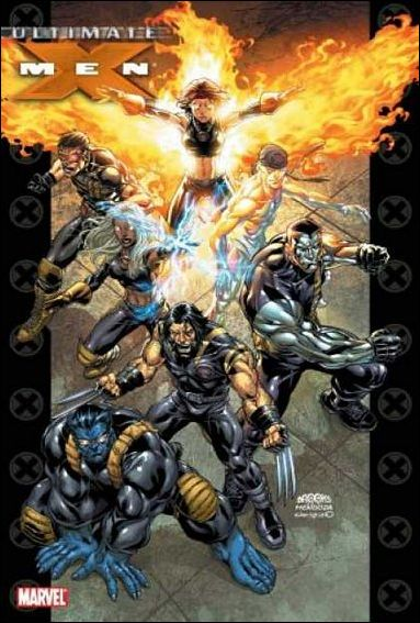 Ultimate X-Men: Ultimate Collection 2-A by Marvel