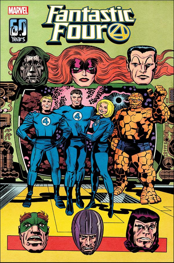 Fantastic Four (2018) 35-G by Marvel