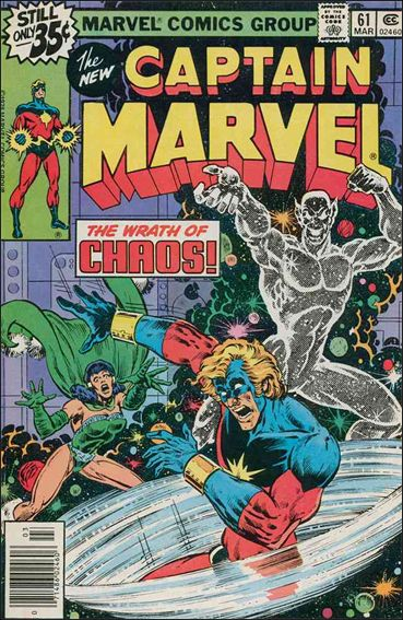 Captain Marvel (1968) 61-A by Marvel