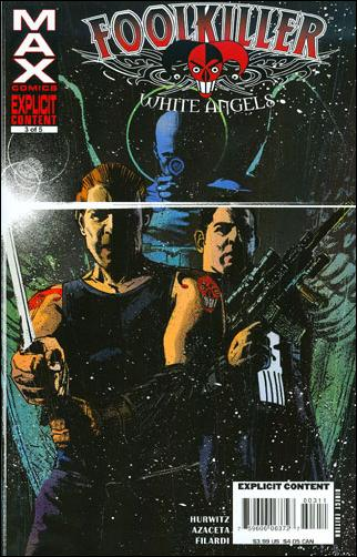 Foolkiller: White Angels 3-A by Max