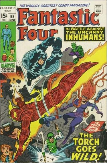 Fantastic Four (1961) 99-A by Marvel