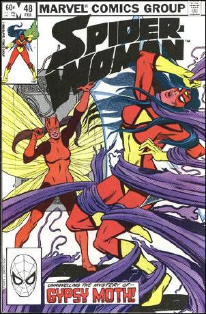 Spider-Woman (1978) 48-A by Marvel