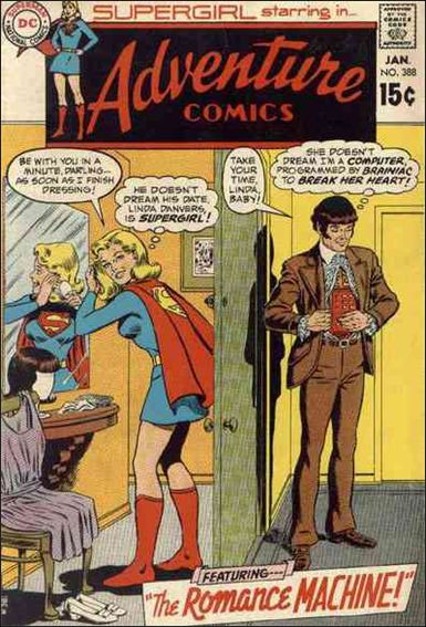 Adventure Comics (1938) 388-A by DC