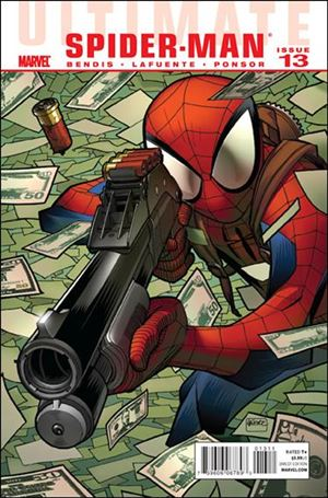 Ultimate Spider-Man (2009) 13-A