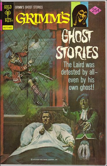 Grimm's Ghost Stories 31-A by Gold Key