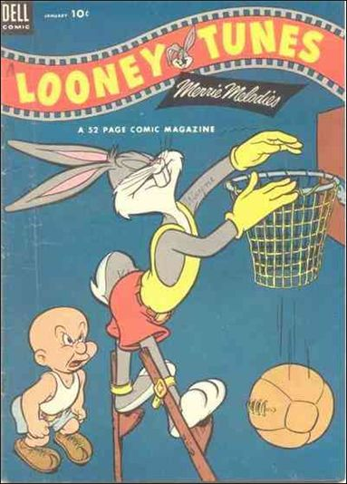 Looney Tunes and Merrie Melodies 147-A by Dell
