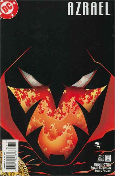 Azrael (1995) 36-A by DC