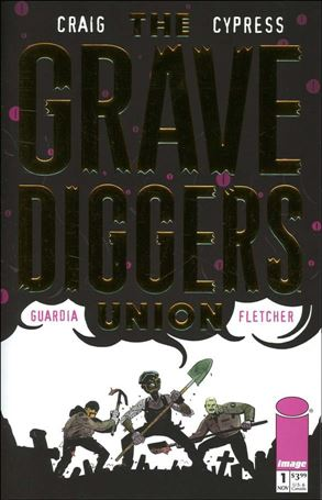 Grave Diggers Union 1-B