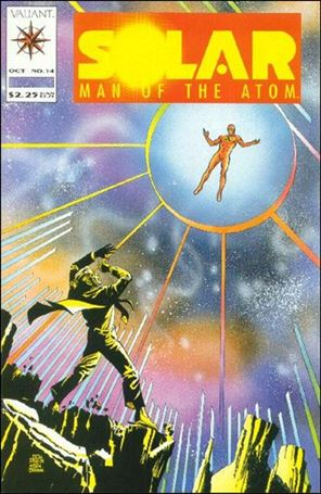 Solar, Man of the Atom (1991) 14-A