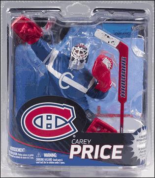 NHL (Series 31) Carey Price (1909 Centennial) by McFarlane Toys