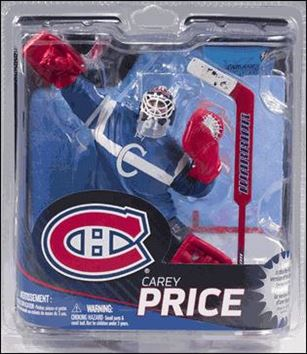 NHL (Series 31) Carey Price (1909 Centennial)