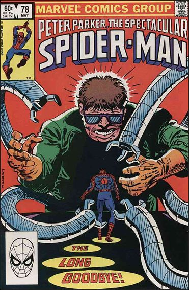 Spectacular Spider-Man (1976) 78-A by Marvel