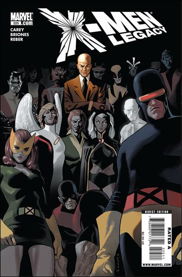 X-Men Legacy (2008) 225-A by Marvel