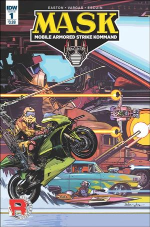 M.A.S.K.: Mobile Armored Strike Kommand 1-A