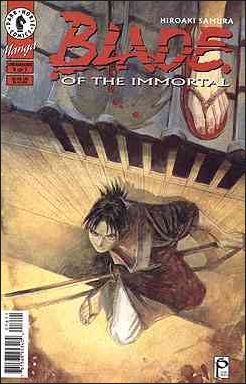 Blade of the Immortal 16-A by Dark Horse