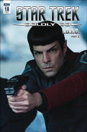 Star Trek: Boldly Go 18-C