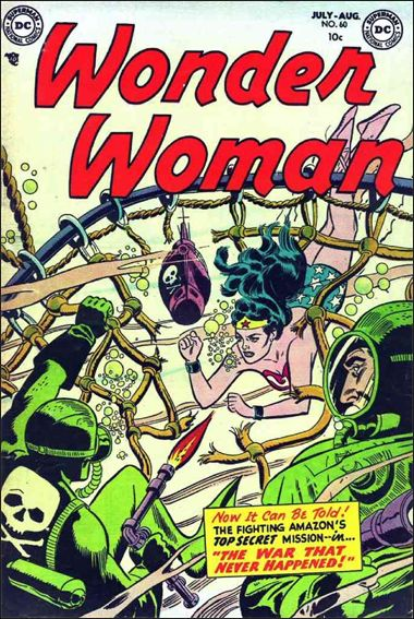 Wonder Woman (1942) 60-A by DC