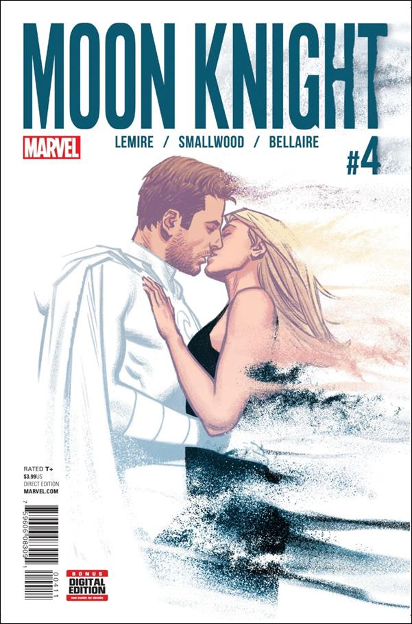 Moon Knight (2016) 4-A by Marvel