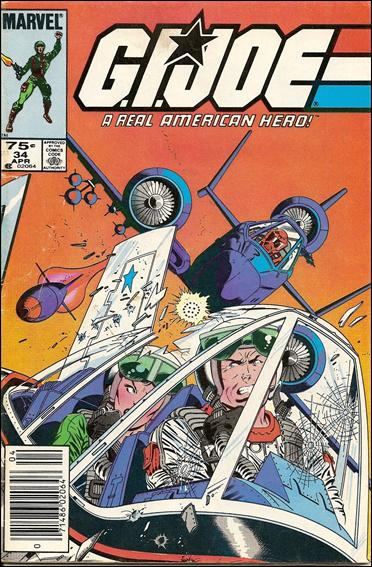 G.I. Joe: A Real American Hero 34-A by IDW