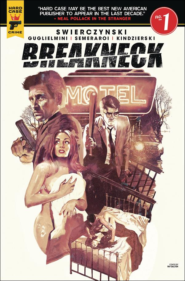Breakneck (2018) 1-A by Hard Case Crime