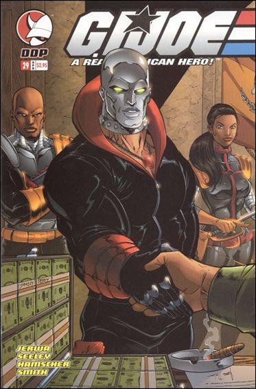 G.I. Joe (2001) 29-A by Devil's Due