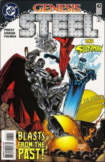 Steel (1994) 43-A by DC