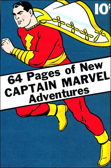 Captain Marvel Adventures 1-A by Fawcett