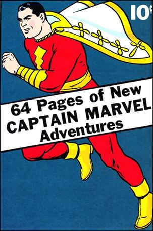 Captain Marvel Adventures 1-A