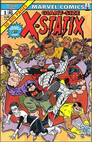 X-Statix 1-A