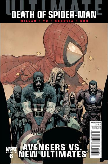 Ultimate Avengers vs New Ultimates 6-A by Marvel