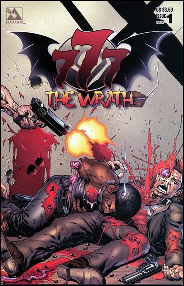 777: The Wrath 1-C by Avatar Press