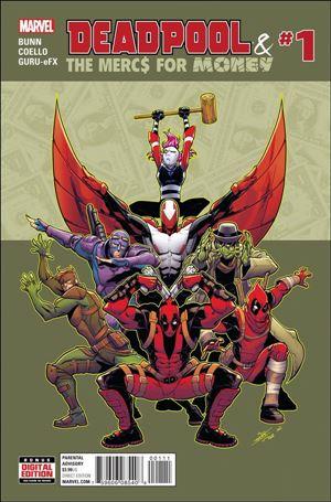 Deadpool & the Mercs for Money (2016/09) 1-A