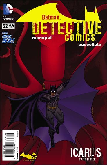 Detective Comics (2011) 32-E by DC