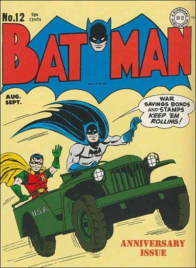 Batman (1940) 12-A by DC