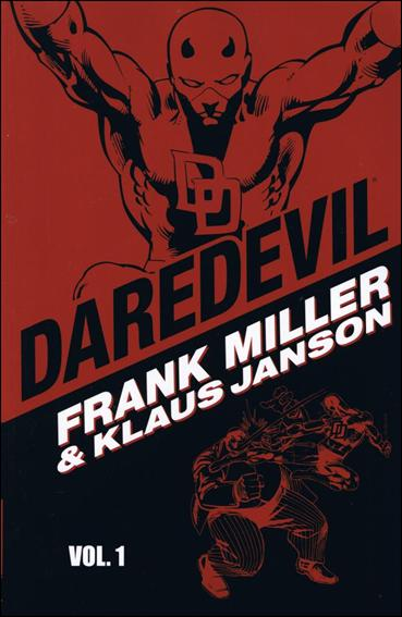 Daredevil by Frank Miller & Klaus Janson 1-A by Marvel