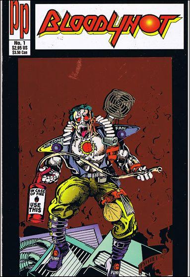 Bloodyhot 1-A by Parody Press