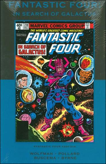 Fantastic Four: In Search of Galactus nn-B by Marvel
