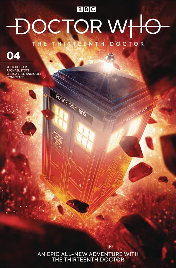 Doctor Who: The Thirteenth Doctor 4-B by Titan