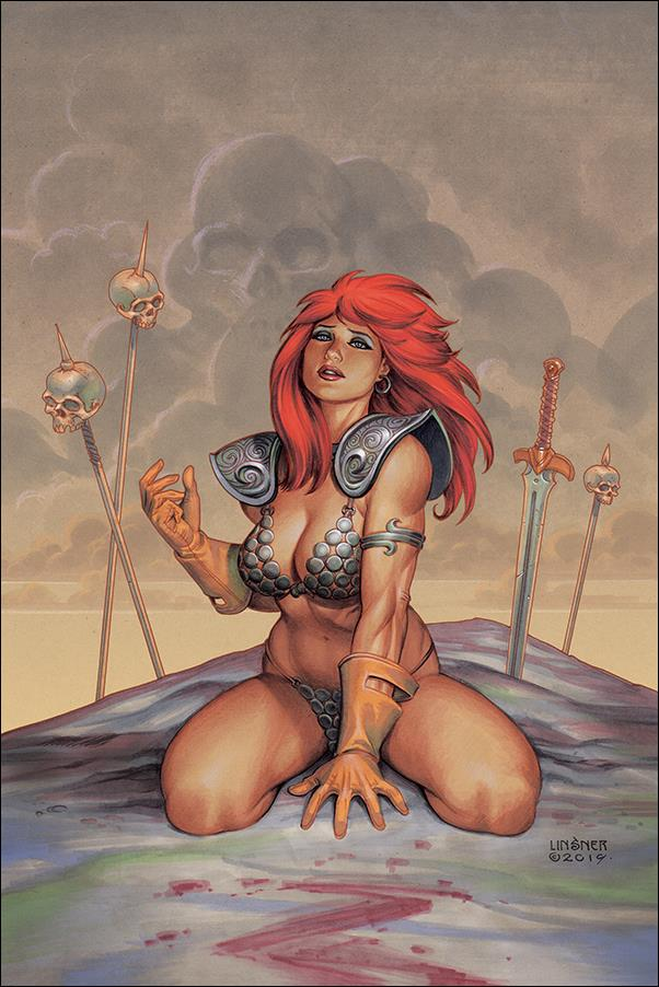 Red Sonja (2019) 6-L by Dynamite Entertainment