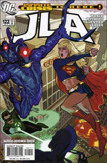 JLA 122-A by DC